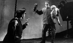 Frankenstein Fest - Lionel Atwell Boris Karloff
