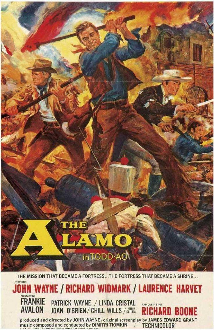 The Alamo (1960) Poster