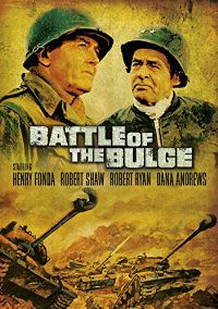 Battle of the Bulge (1965) Poster