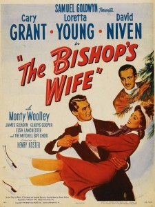 The Bishop's Wife (1947) poster Holiday Fest