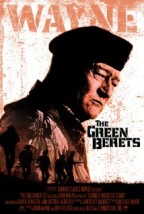 The Green Berets (1968) poster