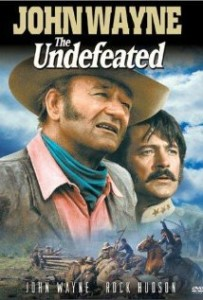 The Undefeated (1969) Poster
