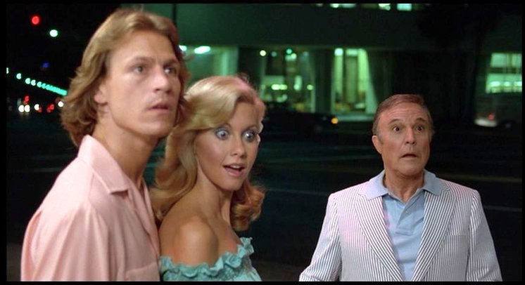 michael beck the warriors to megaforce