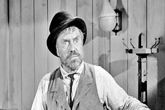 Edmond O'Brien - American Tough Guy from The Man Who Shot Liberty Valance