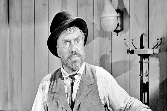 Edmond O'Brien - American Tough Guy from The Man Who Shot Liberty Valance
