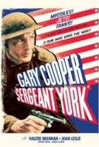 Sergeant York (1941) poster