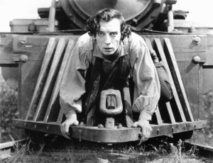 The General (1926) Buster Keaton