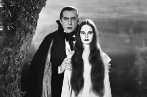 Mark of the Vampire (1935) Bela Lugosi and Carroll Borland