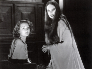 Carroll Borland - Mark of the Vampire (1935)
