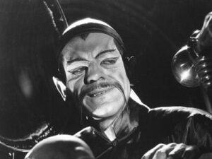 The Mask of Fu Manchu (1932) - Boris Karloff