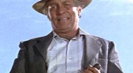 Strother Martin in Cool Hand Luke (1967)