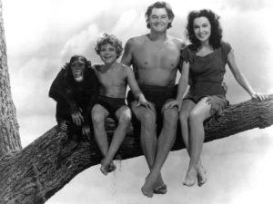 Tarzan Syndrome