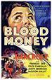 Blood Money (1933) poster