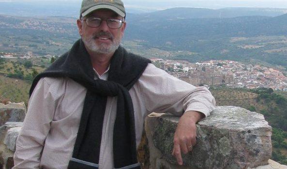 Apache Archaeology expert Charles M. Haecker