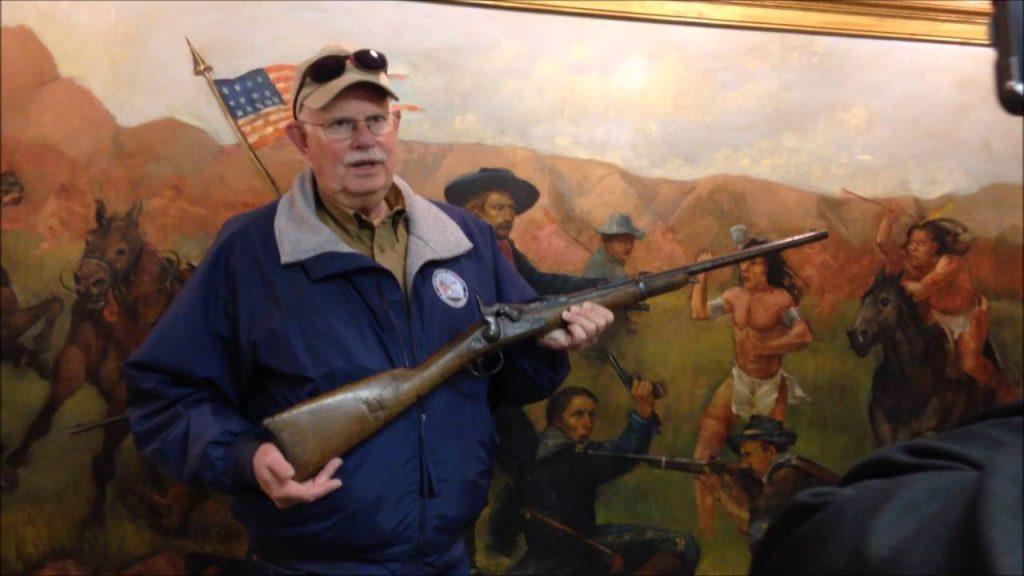 Dr. Douglas Scott Little Bighorn Archaeologist5